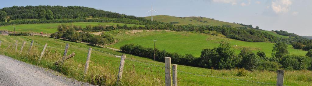 Wind North Wales